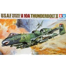 TAMIYA 61028 Bliskiego wsparcia Fairchild Republic A-10A Thunderbolt II