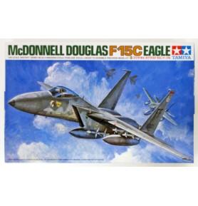 TAMIYA 61029 Myśliwiec McDonnell Douglas F-15C Eagle