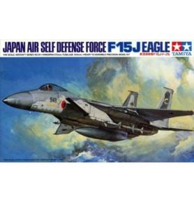 TAMIYA 61030 Myśliwiec JGSDF F-15J Eagle