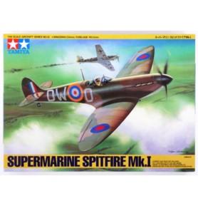 TAMIYA 61032 Myśliwiec Supermarine Spitfire Mk.I