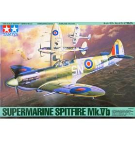 TAMIYA 61033 Myśliwiec Supermarine Spitfire Mk.Vb