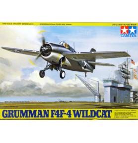 TAMIYA 61034 Myśliwiec Grumman F4F-4 Wildcat