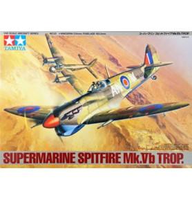 TAMIYA 61035 Myśliwiec Supermarine Spitfire Mk.Vb Trop.