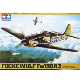 TAMIYA 61037 Myśliwiec Focke-Wulf FW190 A3