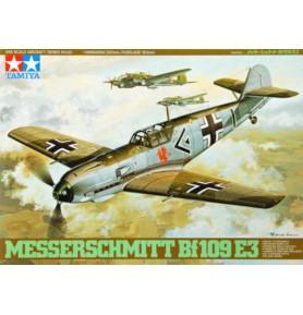 TAMIYA 61050 Myśliwiec Messerschmitt Bf109 E3
