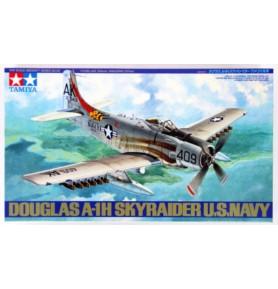 TAMIYA 61058 Szturmowiec Douglas A-1H Skyraider