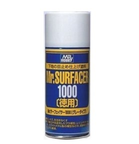 Mr.Hobby B-519 Podkład w sprayu Mr.Surfacer 1000