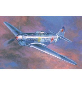 MISTERCRAFT B-17 Samolot myśliwski YAK-1B