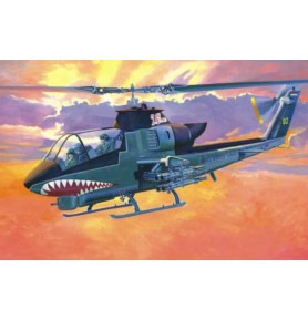MISTERCRAFT B-33 Śmigłowiec AH-1G Soogar