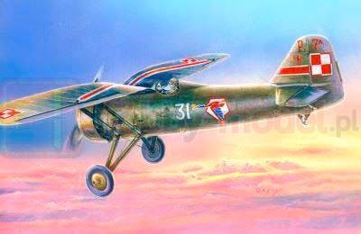MISTERCRAFT B-35 Samolot P-7A 141