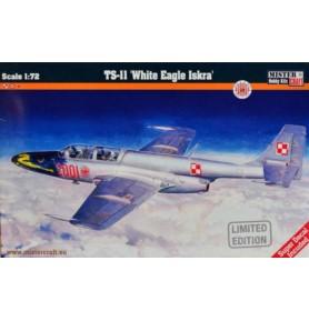 MISTERCRAFT C-18 Samolot TS-11 White Eagle Iskra