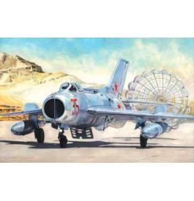 MISTERCRAFT C-58 Samolot MIG-19S Farmer