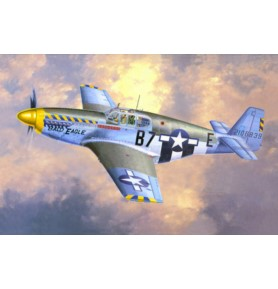 MISTERCRAFT C-54 Samolot P-51B Bald Eagle