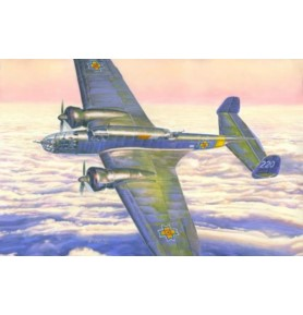 MISTERCRAFT D-09 Samolot P-37B Farr