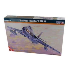 MISTERCRAFT D-10 Samolot Hawker Hunter