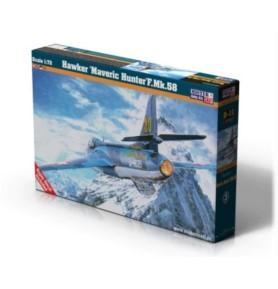MISTERCRAFT D-11 Samolot Hawker Hunter F.Mk. 58