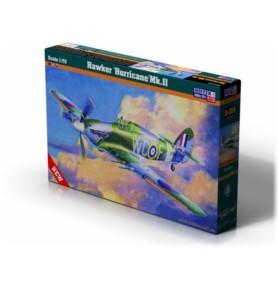 MISTERCRAFT D-208 Samolot Hurricane Mk.Iic