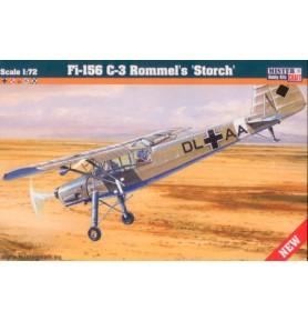 MISTERCRAFT D-204 Samolot FI-156 Rommel