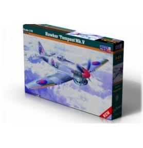 MISTERCRAFT D-214 Samolot  P-36/H.75 Hawk