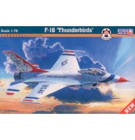 MISTERCRAFT D-35 Samolot myśliwski F-16C/D Thunderbird