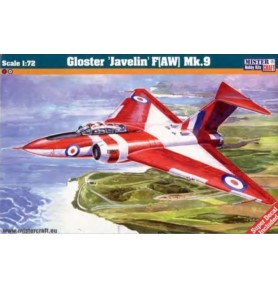 MISTERCRAFT D-44 Samolot Gloster Javelin