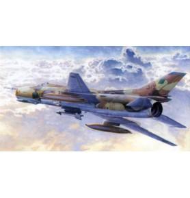 MISTERCRAFT D-46 Samolot SU-20M2 Los Tigers