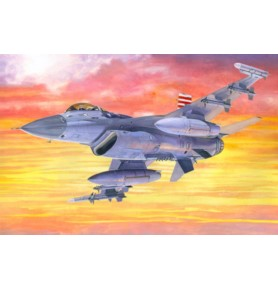 MISTERCRAFT D-64 Samolot F-16 Viper