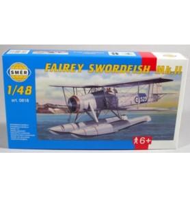 SMER0818 Samolot Fairey Swordfish Mk.II
