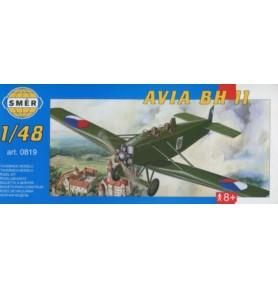 SMER0819 Samolot Avia BH-11