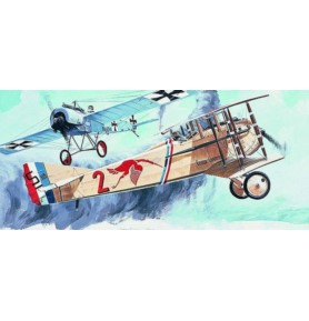 SMER0824 Samolot myśliwski Spad VII