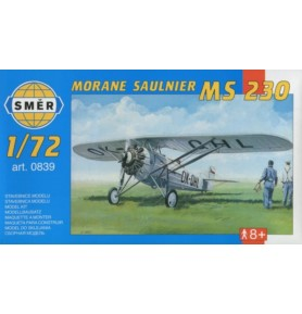 SMER0839 Samolot myśliwski Morane MS 230
