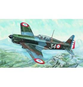 SMER0849 Samolot myśliwski Morene Saulnier MS 405