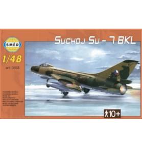 SMER0853 Samolot myśliwski SU-7 BLK