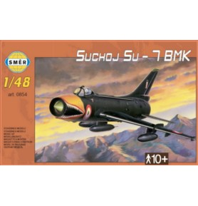 SMER0854 Samolot myśliwski SU-7 BMK