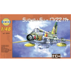 SMER0856 Samolot myśliwski SU-22 M4