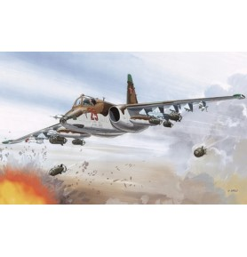 SMER0857 Samolot myśliwski SU-25 K