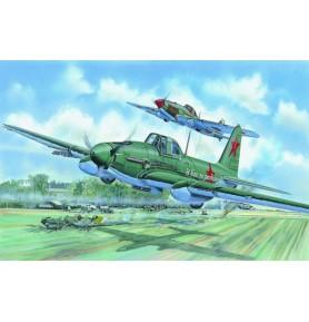 SMER0865 Samolot szturmowy IŁ-2