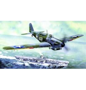 SMER0876 Samolot myśliwski Fairey Fulmar