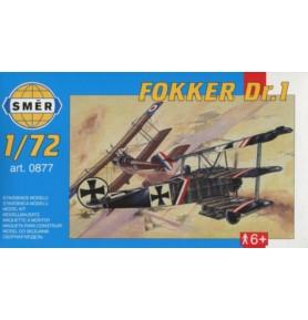 SMER0877 Myśliwiec Fokker Dr. I