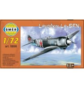 SMER0898 Samolot myśliwski LA-5FN