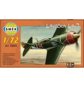 SMER0899 Samolot myśliwski LA-5
