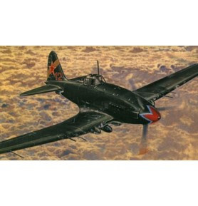 SMER0900 Samolot IŁ-201 (Avia B-33)