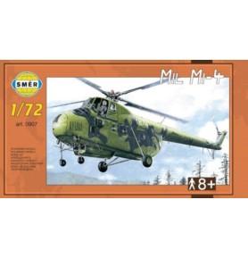 SMER0907 Śmigłowiec MI-4