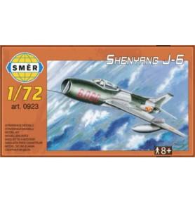 SMER0923 Samolot myśliwski MIG-19 (J-6)