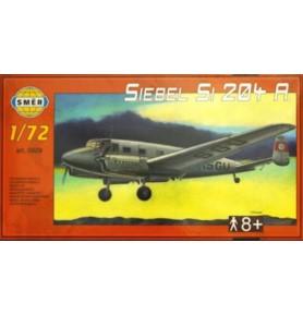 SMER0929 Samolot Siebel 204 A