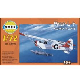 SMER0948 Samolot Piper L-4H Hydro
