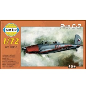 SMER0957 Samolot Avia C-2