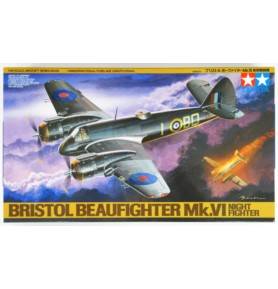 TAMIYA 61064 Myśliwiec Bristol Beaufighter Mk.VI