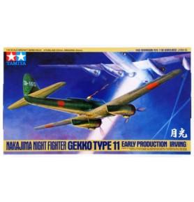 TAMIYA 61084 Myśliwiec Nakajima Night Fighter Gekko Type 11