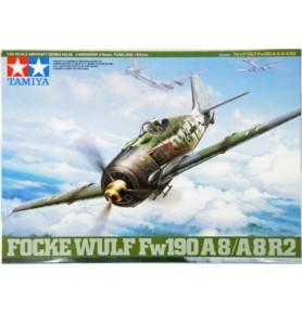 TAMIYA 61095 Myśliwiec Focke-Wulf Fw190 A-8/A-8 R2